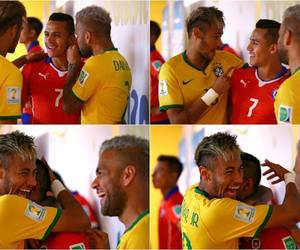 world cup and neymar image