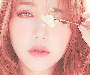asia, korean girl, and sk image