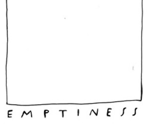 blank, emptiness, and empty image