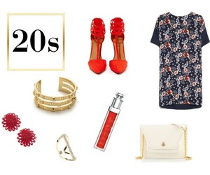 20s, clothes, and fashion image