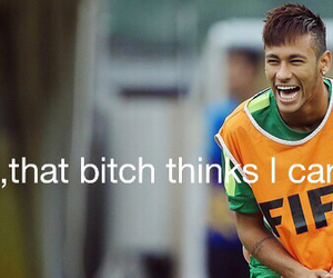 neymar, smile, and fifa image