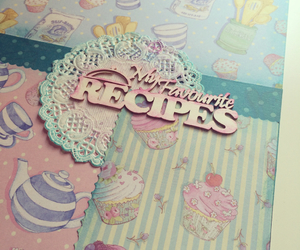 cooking, cupcake, and handmade image