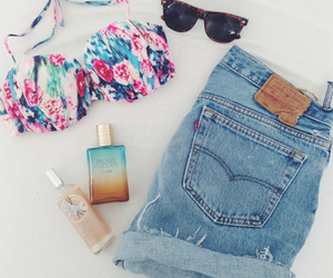 summer, fashion, and bikini image