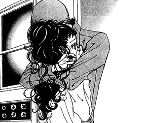 couple, manga, and paradise kiss image