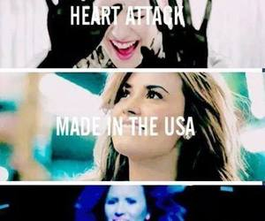 heart attack, neon lights, and really don't care image
