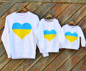 ukraine, ukrainians, and love image