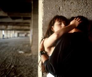couple, kissing, and savage nights image