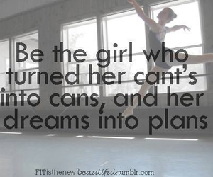 Dream, dance, and motivation image