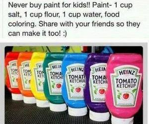 paint, diy, and kids image