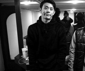 beenzino and b&w image