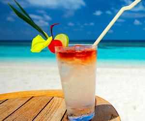 Cocktails, relax, and drink image