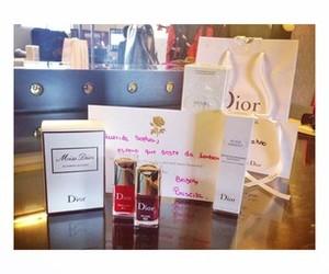 dior, love, and perfume image