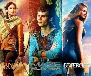 6, the hunger games, and fandoms image
