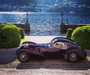 car, luxury, and summer image