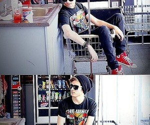 boy and converse image