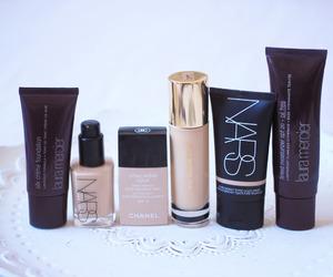 make up, nars, and chanel image