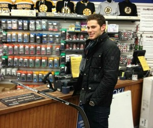 hockey, Hottie, and tyler seguin image