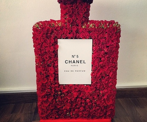 bom, chanel, and flower image
