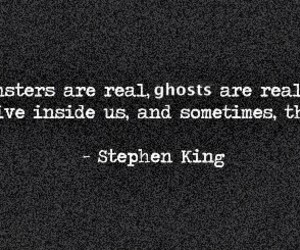 monster, ghost, and quote image