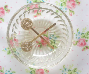 bobby pin, bridal accessories, and wedding hair accessory image