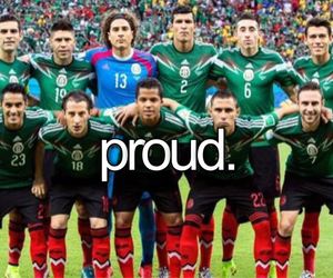 mexico, proud, and team image