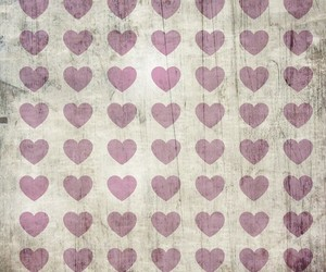 background and hearts image