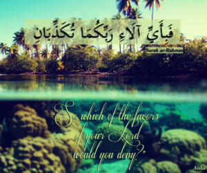 beach, islam, and ocean image