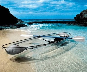 boat, summer, and beach image