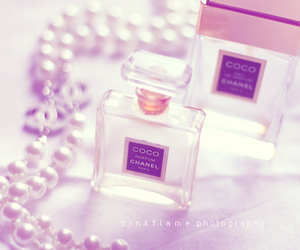 chanel, parfum, and coco chanel image