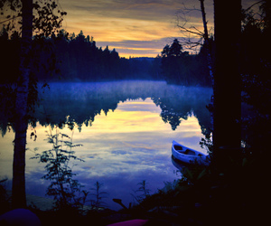 beautiful, blue, and finland image
