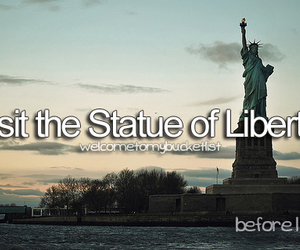 before i die, bucket list, and new york image