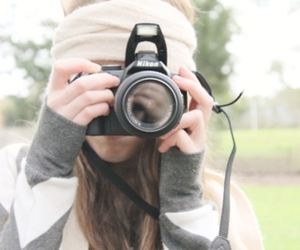 camera, colour, and girl image