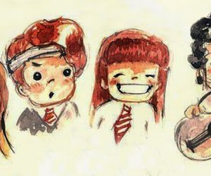 avpm, ginny, and ginny weasley image