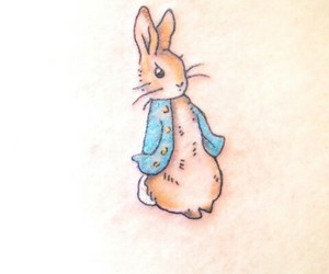 cute tattoos, color tattoos, and point tattoos image