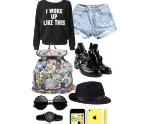 fashion and Harry Styles image
