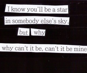 quote, stars, and love image