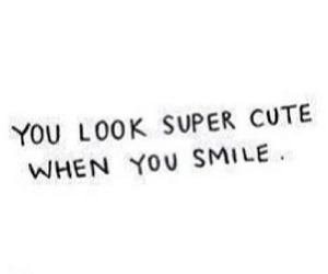 smile, love, and cute image