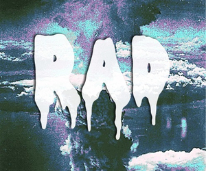 rad, grunge, and cool image