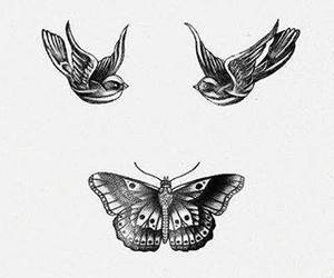Harry Styles, tattoo, and one direction image