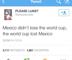 mexico, true, and world cup 2014 image