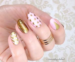 beautiful, nail, and beauty image