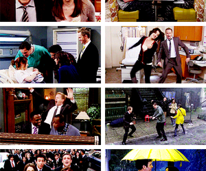 himym, how i met your mother, and tv show image