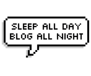 blog, pixel, and sleep image