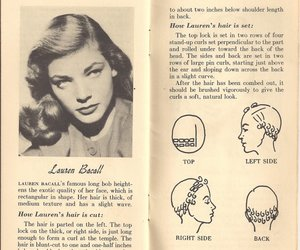 50s, beautiful, and hair image