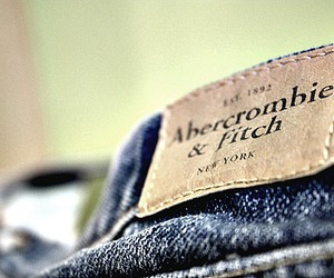 jeans, abercrombie, and abercrombie & fitch image