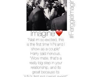 harry styles imagine, imagines harry styles, and ferggieimagines image