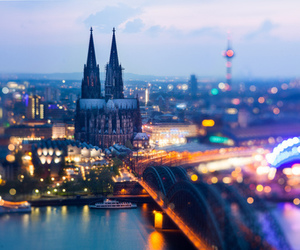 germany, city, and cologne image