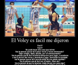 argentina, japon, and voley image