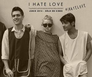 eve, robo, and i hate love image