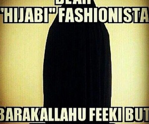 fashionista, hijab, and islam image